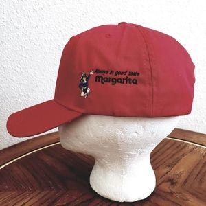 """3/$15. Otto"""" Always in good taste Margarita""""  hat"""